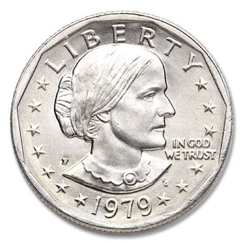 1979 one dollar coin 1979 p bu susan b anthony dollar ebay