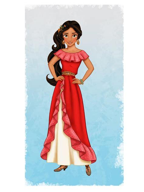Princess Elena Of Avalor First Latina Disney Princess