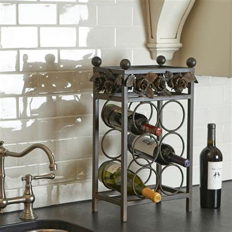 countertop wine rack how do i choose the best countertop wine racks home