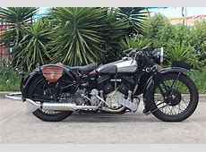 Sold Brough Superior 1150 SV Motorcycle with Sidecar