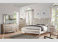 Awesome Mirrored Bedroom Furniture Sets Ideas