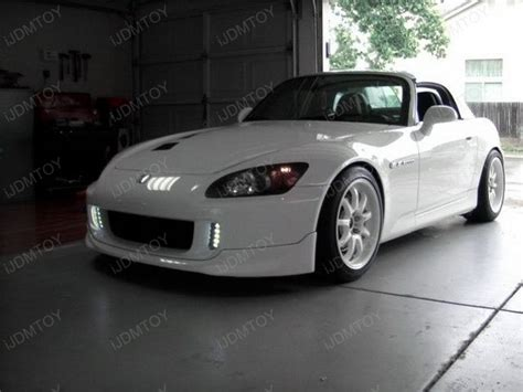 honda s2000 lights honda s2000 owners check out this s2000 led drl addon
