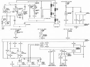 1991 Toyota Pickup Radio Wiring Diagram