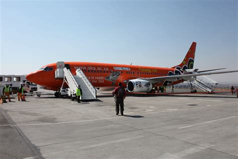 Hla Airport In Johannesburg