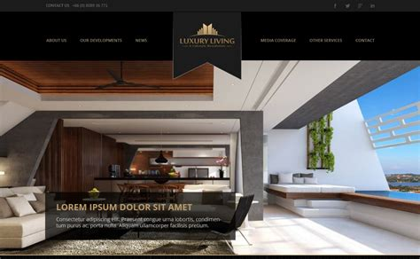 Luxury Living Hotel  Bel Koo  Logo, Web Designer