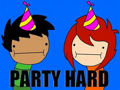 Party Hard Birthday Happy Animated Gifs Friends