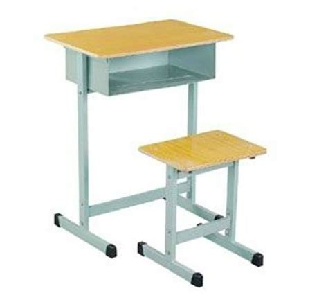 wooden student desk chair modern school desk and chair