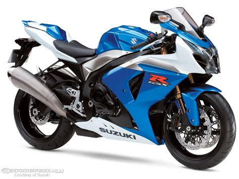 2012 Suzuki Motorcycle