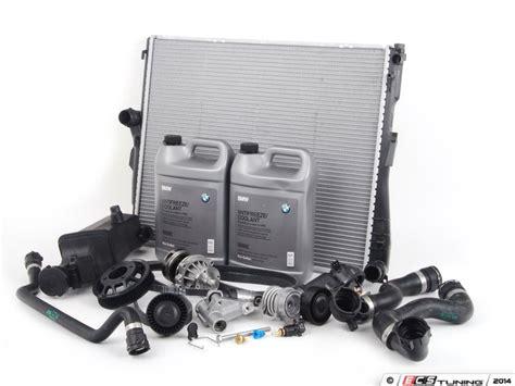 ecs news bmw   ii cooling system refresh kits