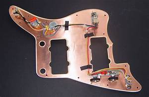 Changing Electronics In A Jazzmaster   Guitar