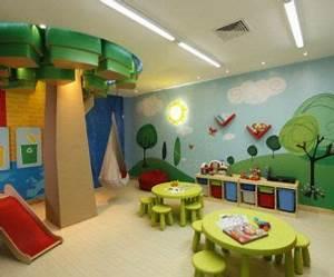 Kita Räume Einrichten : 40 bunte kinder spielr ume ideen kids club ideas kinderzimmer kinder und kinder zimmer ~ Watch28wear.com Haus und Dekorationen