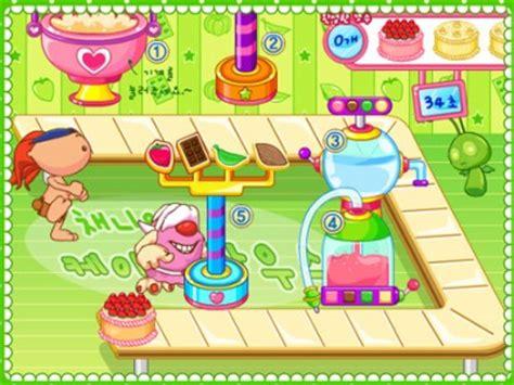 jeu de cuisine cooking usine à gâteaux joue jeux gratuits en ligne joue usine à