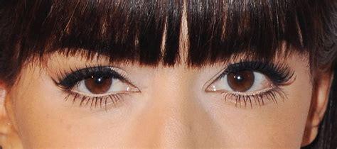 makeup tricks making hannah simones eyes  extra big   picture