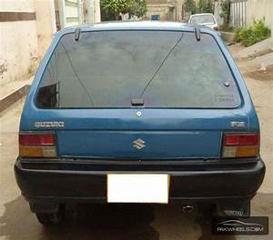 Used Suzuki Fx 1986 Car For Sale In Karachi