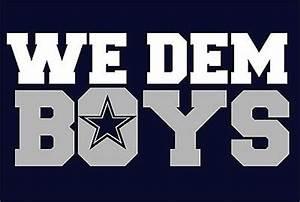 DALLAS COWBOYS HOODIE Jerry Jones Tony Romo We Dem Boys ...