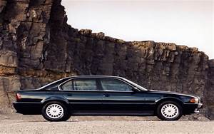 1996 Bmw 740i Owners Manual