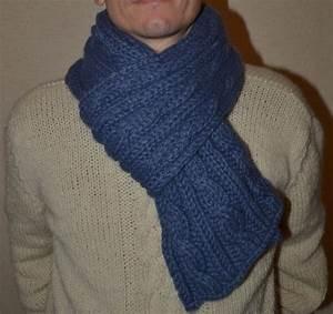 Echarpe Homme Tricot : charpe tricot des tricots tr s mimie ~ Melissatoandfro.com Idées de Décoration
