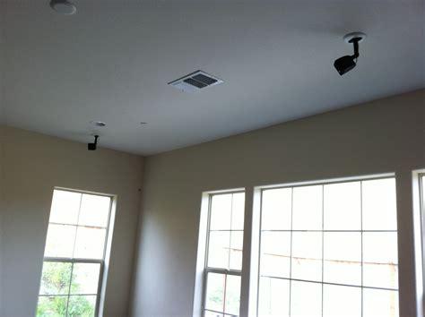 ceiling speaker installation mw home entertainment wiring