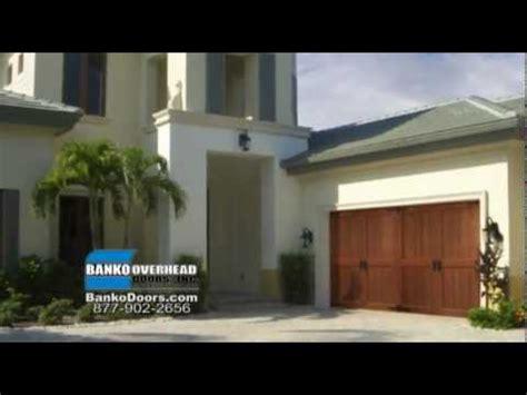banko garage doors sarasota florida garage door installation service and repair banko