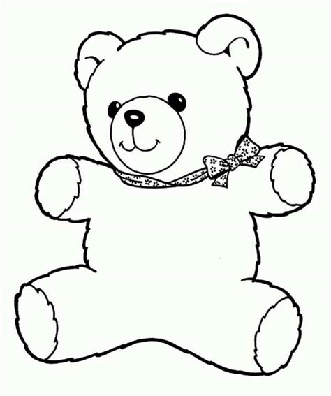 freddy  teddy bear coloring page color luna