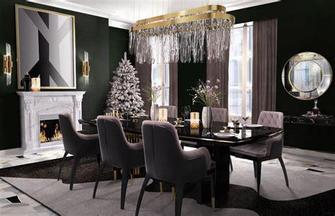 Black Dining Room Set And Interior Design Ideas Photos by The Modern Dining Room Lifestyles Wcfcourier