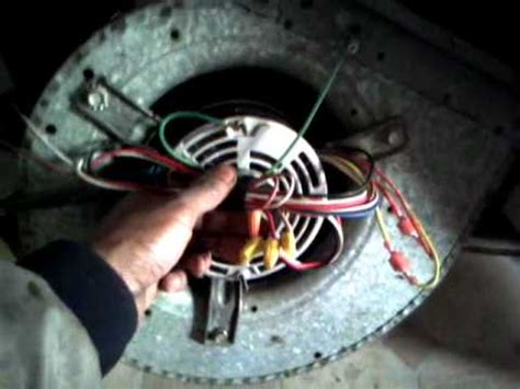 Forced Air Furnace Blower Motor Repair Correct