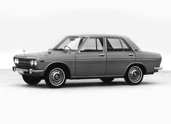 Datsun Models By Year by Nissan Bluebird