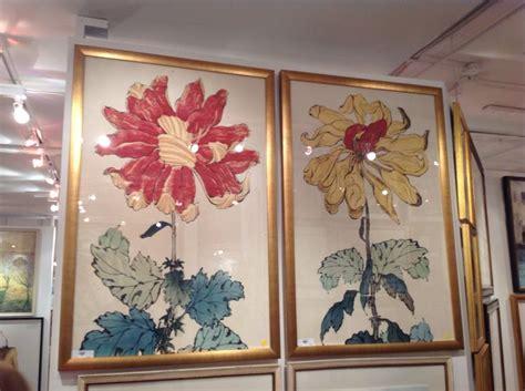 bold  fun prints large scale botanicals wendover art