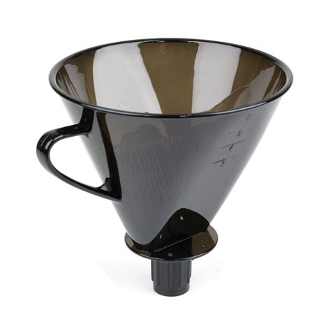 rsvp manual drip coffee filter cone cutlery