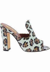 Nicholas Kirkwood Size Chart Paris Texas Women 39 S Fashion High Heels Mules Leopard