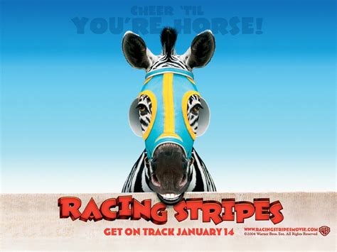 Racing Stripes Movie Wallpapers Wallpaper World