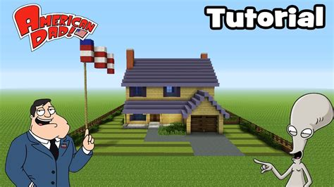 How To Make The American Dad House