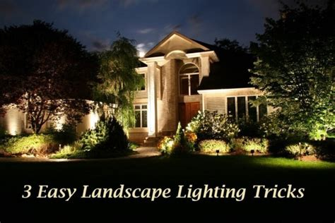do it yourself landscape lighting 15 ideas for diy