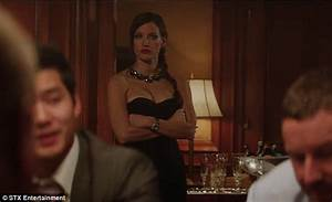 Jessica Chastain puts on powerful display in Molly's Game ...