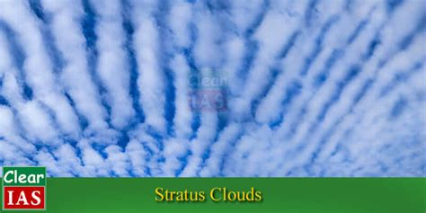what kind of clouds usually form in a cold front clouds how to distinguish the different types of clouds
