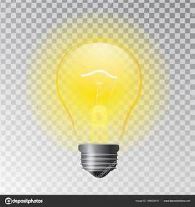 Große Glühbirne Als Lampe : gl hbirne als idee symbol vektor illustration stockvektor inamar 166424410 ~ Eleganceandgraceweddings.com Haus und Dekorationen