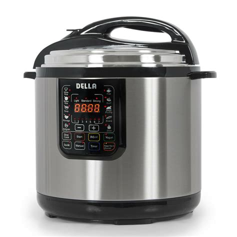 cooker pressure electric cook slow multi quart timer watt functional 1600 cookers prices quality
