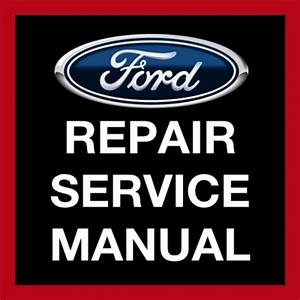 Ford Escape 2002 2004 2005 2006 2007 Workshop Service