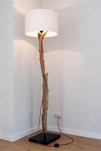 Award Entry Thrift Wood Lamp By LOOOF