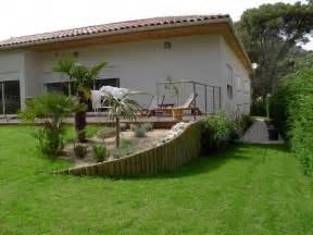 Bordure Pour Jardin En Pente by Am 233 Nagement D Une Butte Ou Terrain En Pente 224 Puyricard
