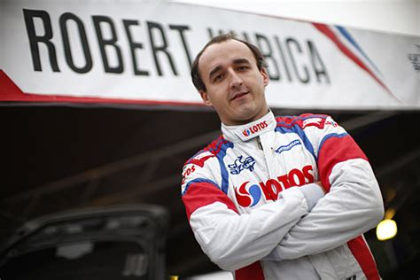 Robert Kubica Rallye Ford Wrc 2015 Viral by Robert Kubica Confirms Return To The Wrc In 2015 In Ford