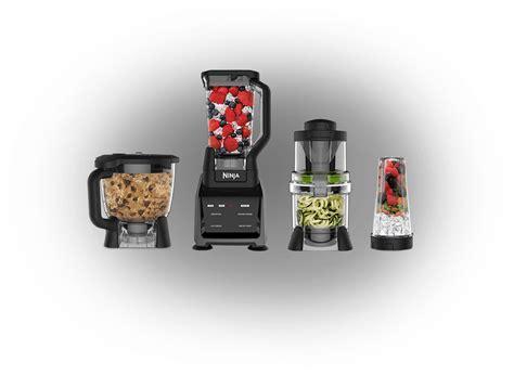 ninja kitchen blenders food processors coffee makers