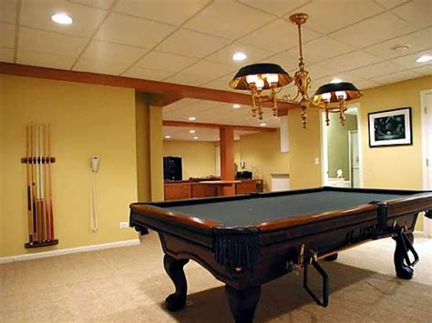 Suspended Basement Ceiling Design Ideas For Finishing A