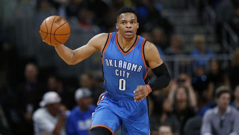 Russell Westbrook Basketball American Player Image Hd