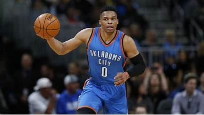 Westbrook Russell Basketball Player American Wallpapers Sports