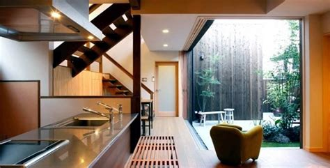 Modern Japanese Kitchen Interior Design