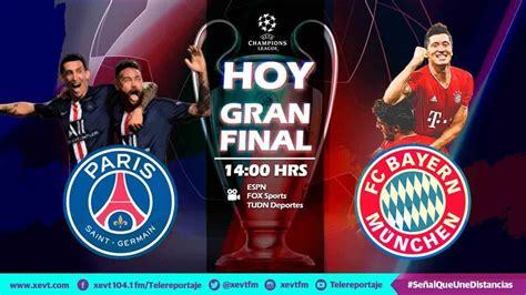 Follow all the action with bein sports. ¿A qué hora y dónde ver la final de la Champions League?