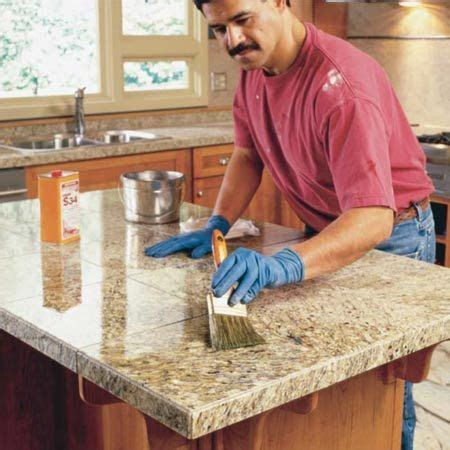resealing granite countertops pin by arch city on granite countertops cleaning granite