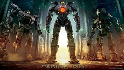 Pacific Rim Banner Wallpapers Hd Wallpapers Id 12472