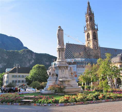 La Bolzano Bolzano La Ville Trentin Italie Site Touristique